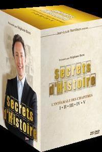 COFFRET DVD SECRETS D'HISTOIRE CHAP 6