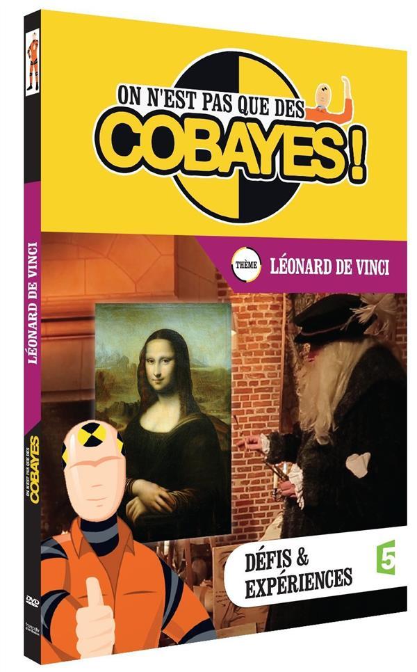 ON N'EST PAS QUE DES COBAYES - V9 - COBAYES SUR LES PAS DE LEONARD DE VINCI - DV