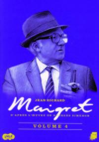 MAIGRET VOLUME 4 - 2 DVD  EPISODES 13 A 16