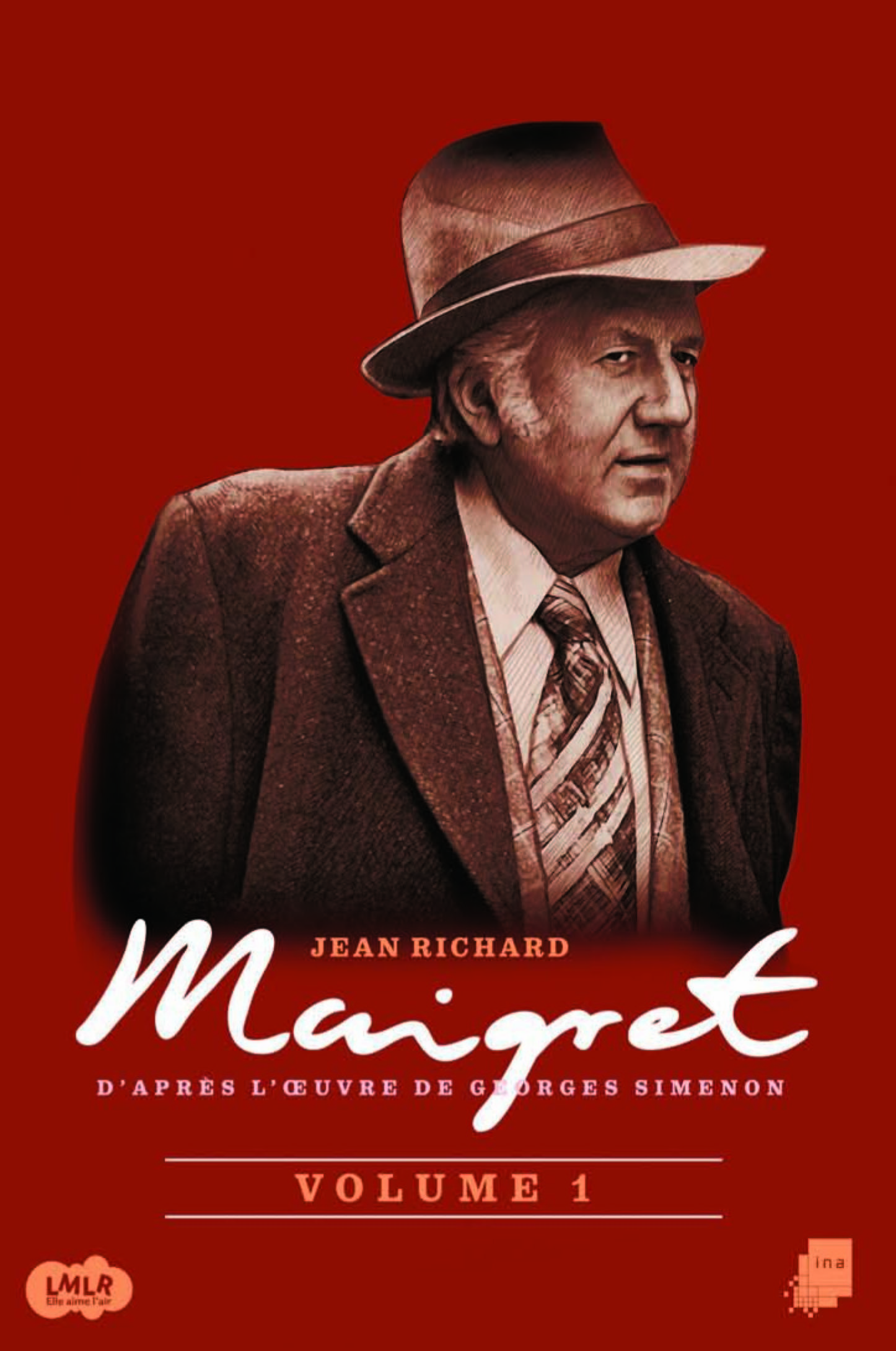 MAIGRET VOLUME 1 - 2 DVD  EPISODES 1 A 4