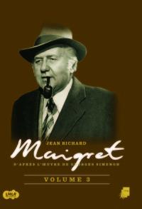 MAIGRET VOLUME 3 - 2 DVD  EPISODES 9 A 12