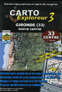 CDROM 33 CENTRE GIRONDE