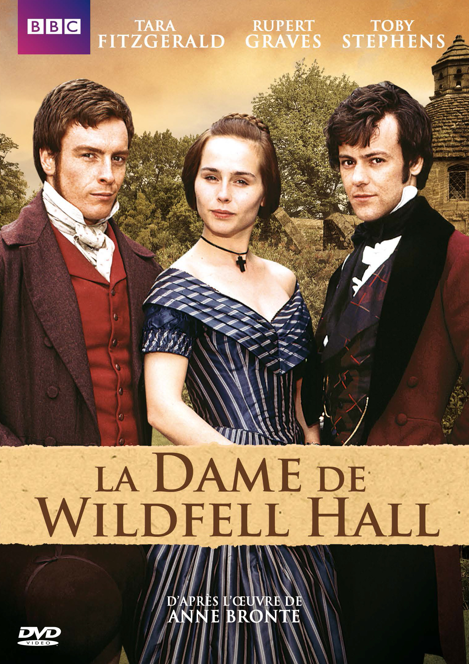 DAME DE WILDFELL HALL (LA) - DVD