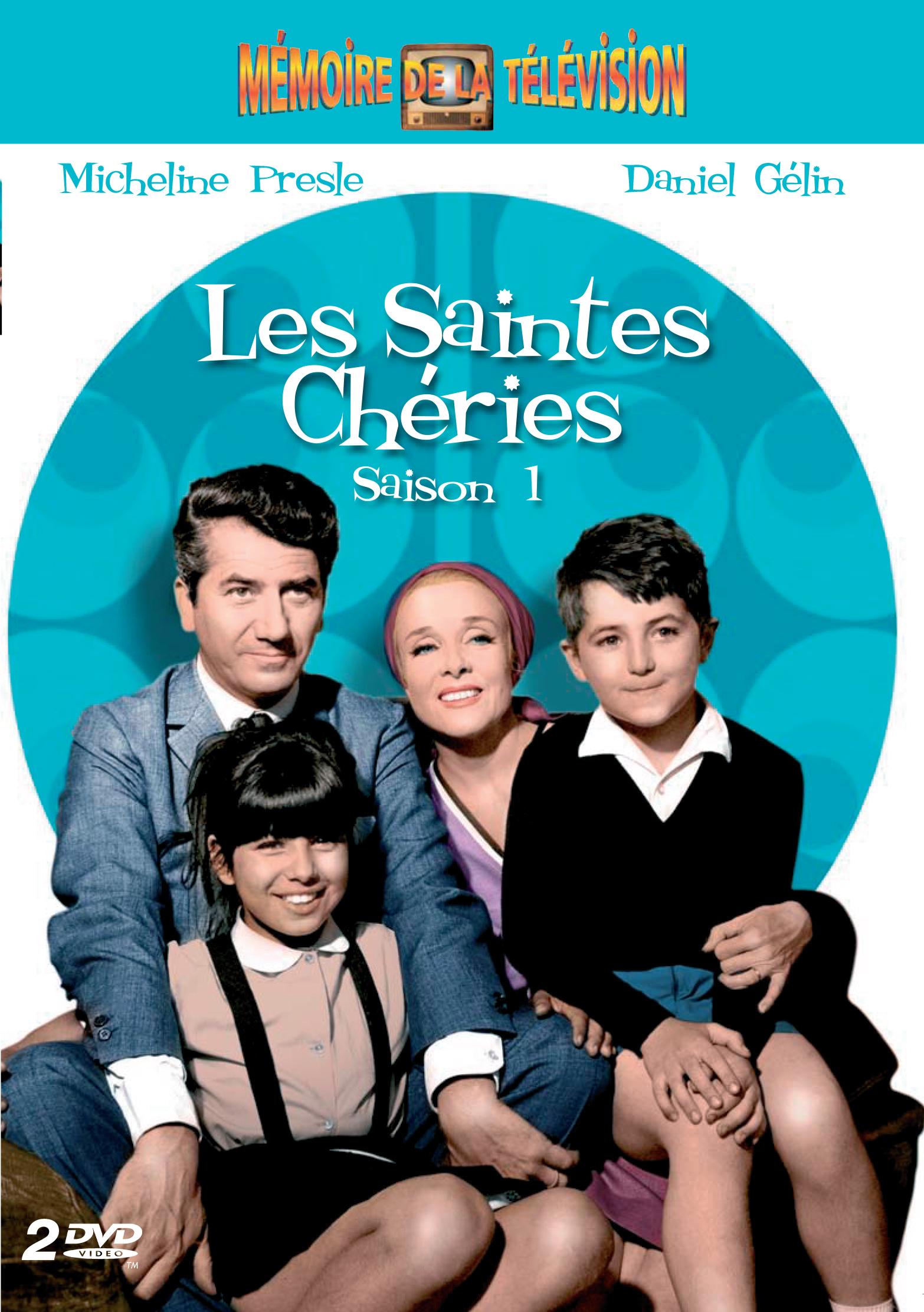 SAINTES CHERIES (LES) S1 - 2 DVD