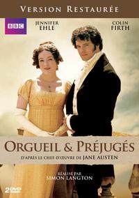 ORGUEIL & PREJUGES - VERSION RESTAUREE - 2 DVD