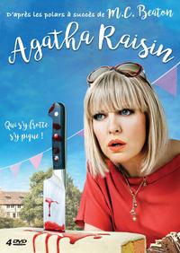 AGATHA RAISIN - 4 DVD