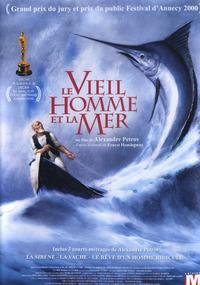 LE VIEIL HOMME ET LA MER - DVD