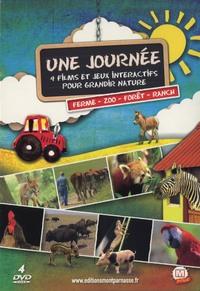COFFRET UNE JOURNEE - 4 DVD