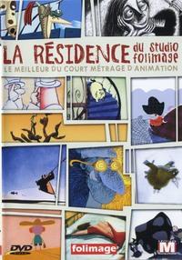 RESIDENCE STUDIO FOLIMAGE -DVD