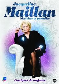 JACQUELINE MAILLAN - DVD  COMIQUES DE TOUJOURS