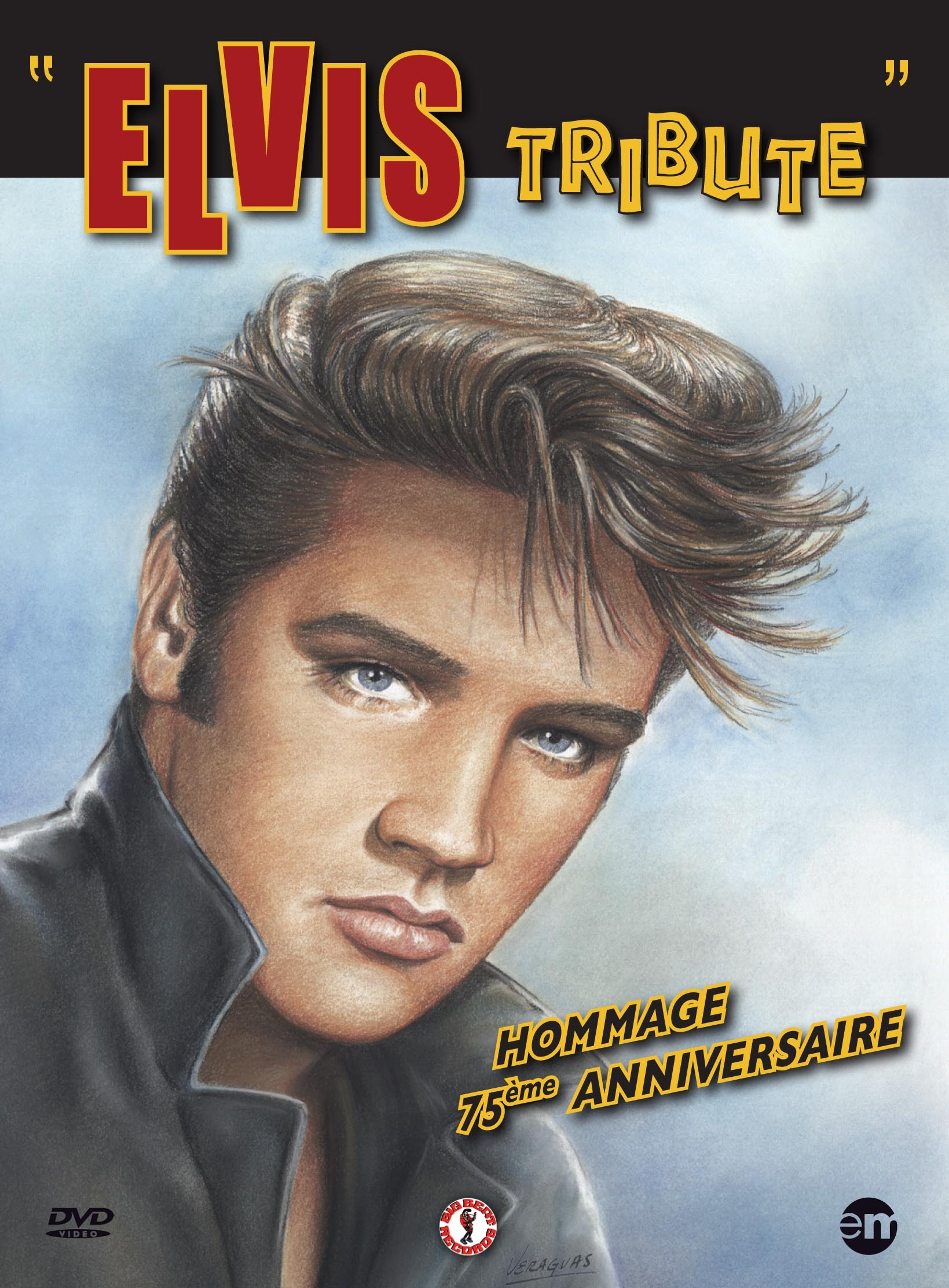 ELVIS TRIBUTE - DVD