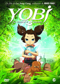 YOBI, LE RENARD A 5 QUEUES-DVD