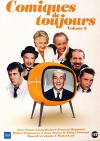 COMIQUE DE TOUJOURS VOL 5 -DVD