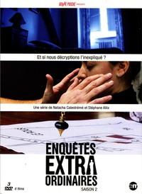 ENQUETES EXTRA ORDINAIRES SAISON 2 - 3 DVD