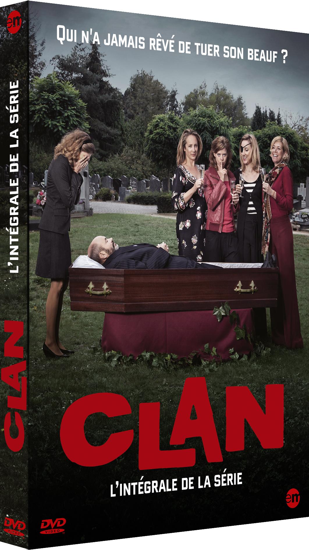 CLAN - INTEGRALE DE LA SERIE - 3 DVD