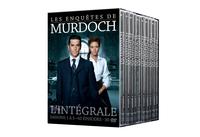 INTEGRALE INSPECTEUR MURDOCH SAISONS 1 A 5 - DVD