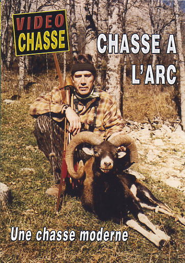 CHASSE A L'ARC - DVD