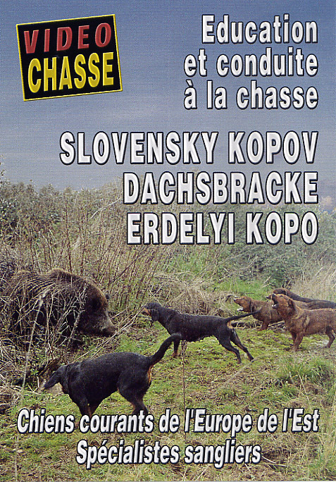 SLOVENSKY KOPOV. - DVD