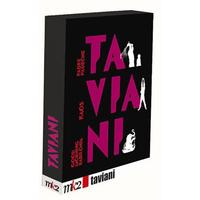 COFFRET TAVIANI - KAOS - PADRE PADRONE - GOOD MORNING BABILONIA - DVD