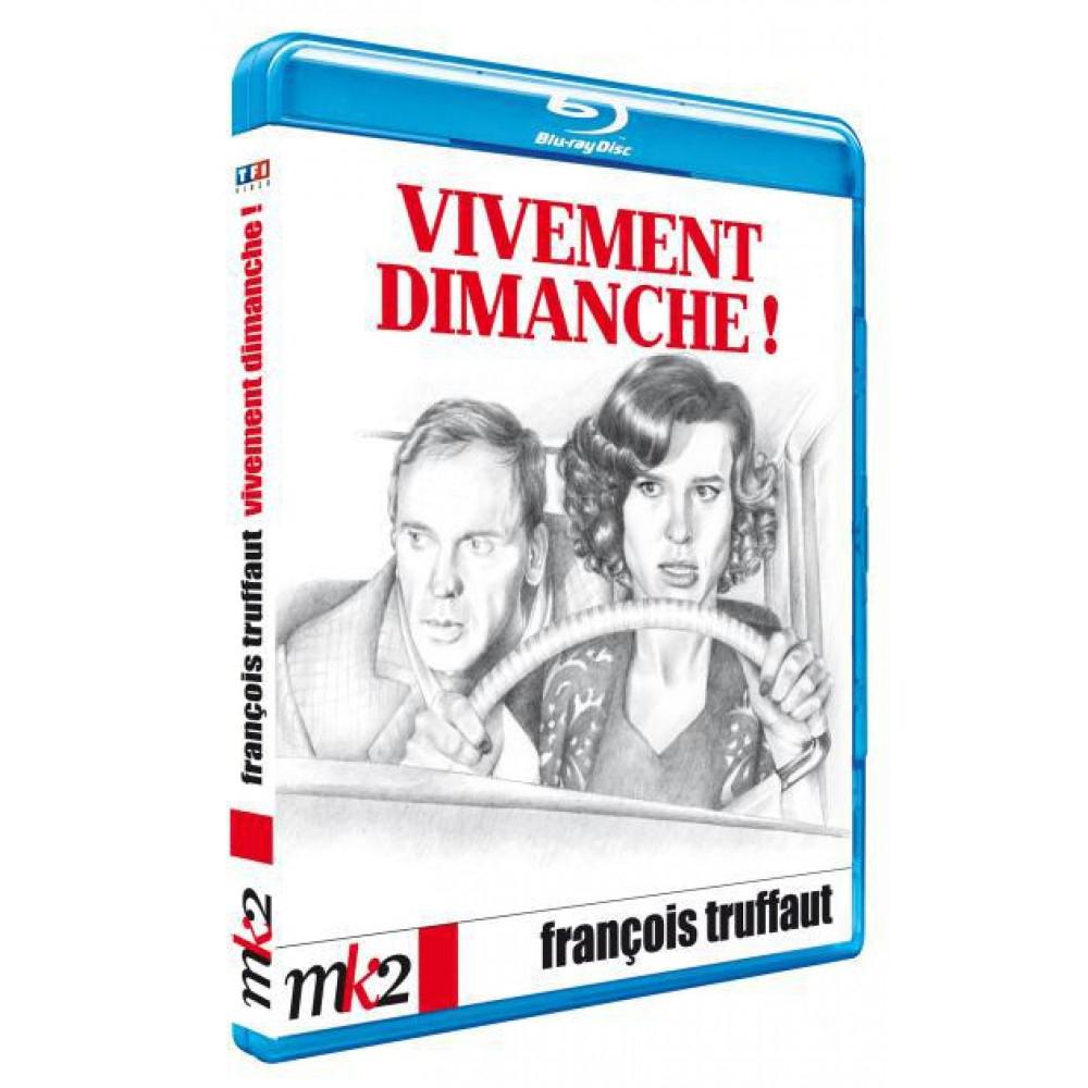 VIVEMENT DIMANCHE - BLU-RAY