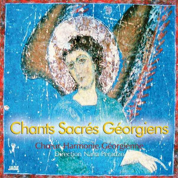 CD CHANTS SACRE GEORGIENS