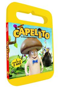 CAPELITO CHAMPIGNON MAGIQUE V1 - DVD