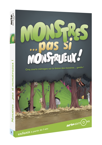 MONSTRES, PAS SI MONSTRUEUX ! - DVD