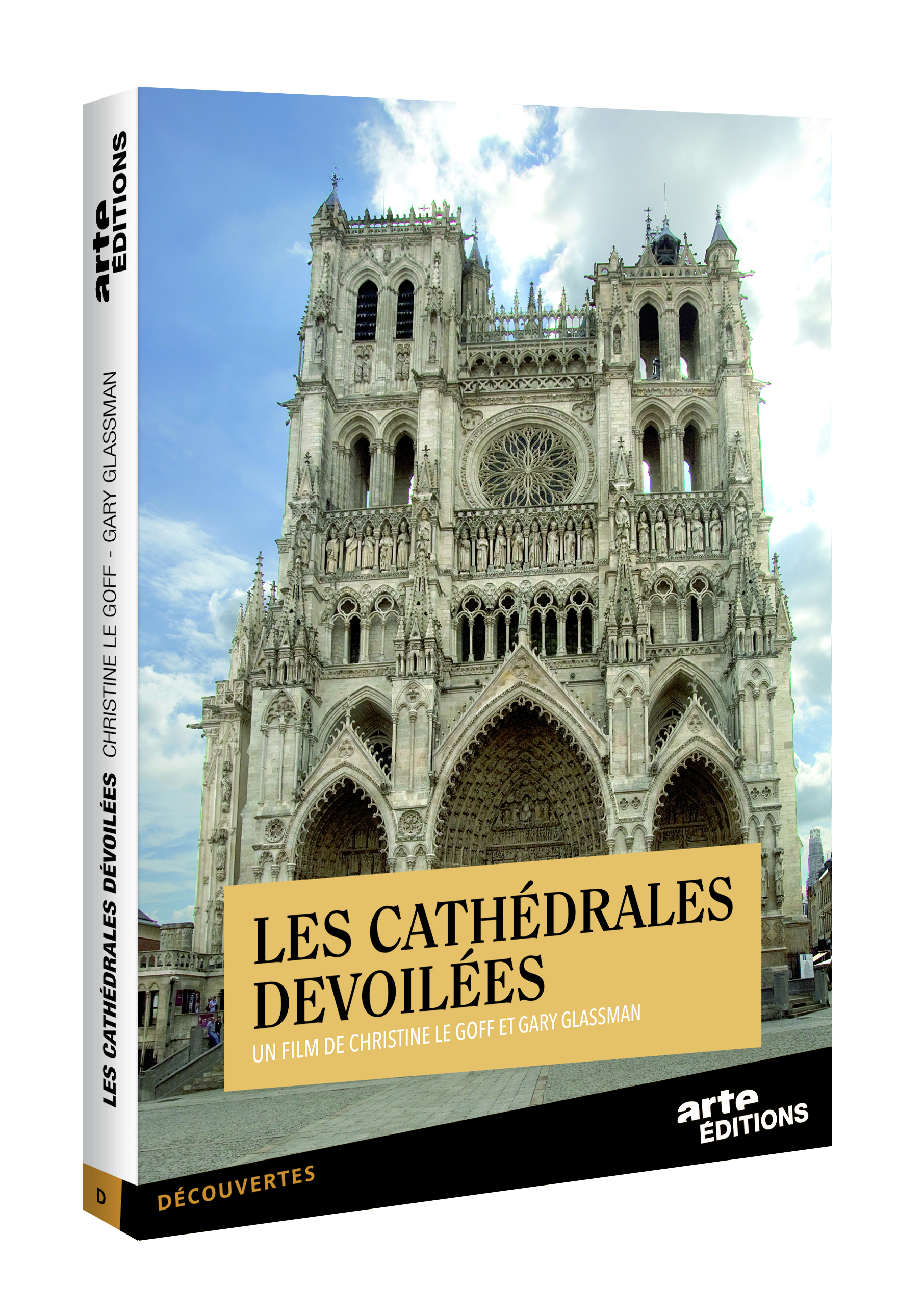 CATHEDRALES DEVOILEES - DVD