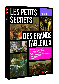 PETITS SECRETS DES GRANDS TABLEAU V4 - DVD