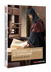 GUTENBERG L AVENTURE DE L IMPRIMERIE DVD