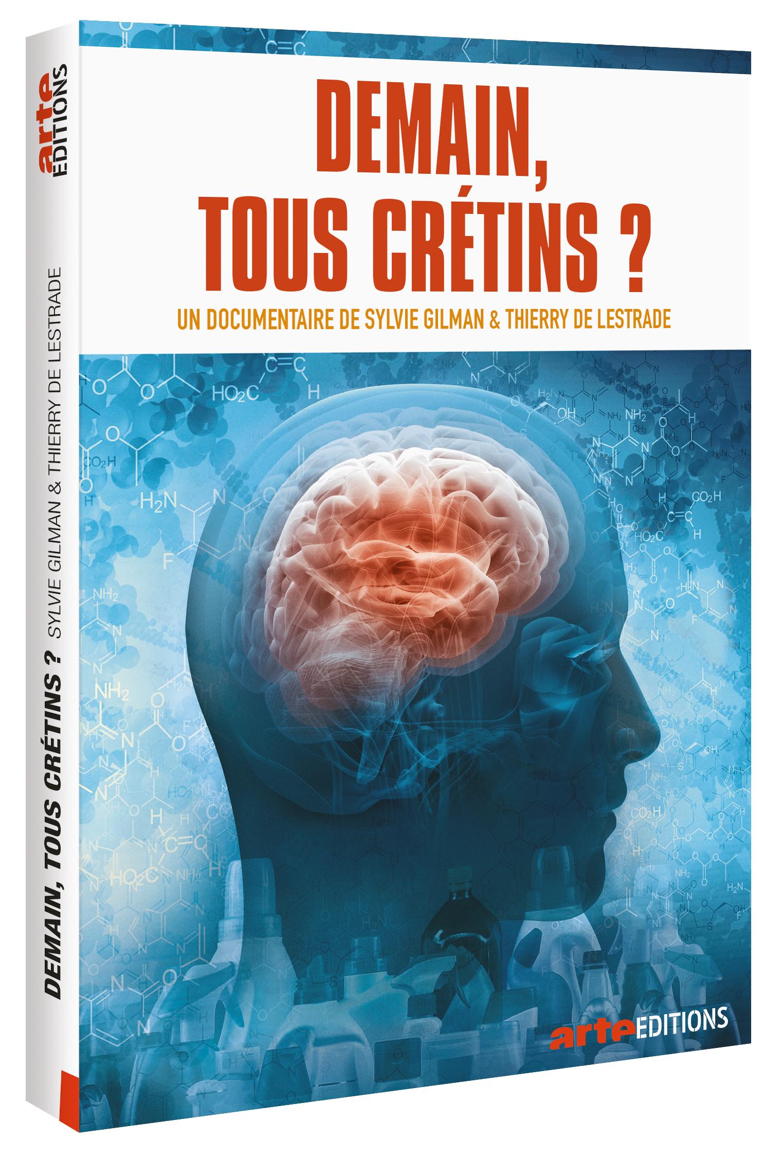 DEMAIN, TOUS CRETINS ? - DVD