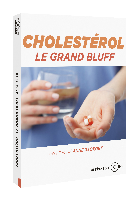 DV DVD CHOLESTEROL, LE GRAND BLUFF - DVD