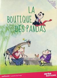 BOUTIQUE DES PANDAS (LA) - DVD