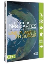 DESSOUS DES CARTES (LE) UNE PLANETE EN SURSIS - DVD