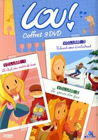 COFFRET LOU VOL 1, 2, 3 - 3 DVD