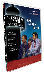 AM-STRAM-GRAM - AU THEATRE CE SOIR - DVD