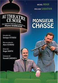MONSIEUR CHASSE - AU THEATRE CE SOIR - DVD