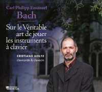 SUR LE VERITABLE ART DE JOUER LES INSTRUMENTS A CLAVIER  - CD
