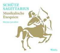 SCHUTZ SAGITTARIUS - CD
