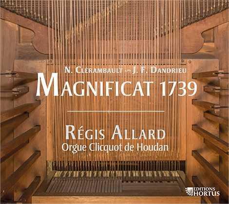 MAGNIFICAT 1739 - CD