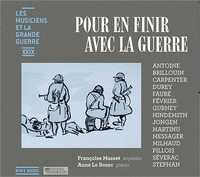 POUR EN FINIR AVEC LA GUERRE - CD