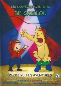 21 NOUVELLES AVENTURES DE CAILLOU - DVD