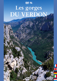 DVD/LES GORGES DU VERDON