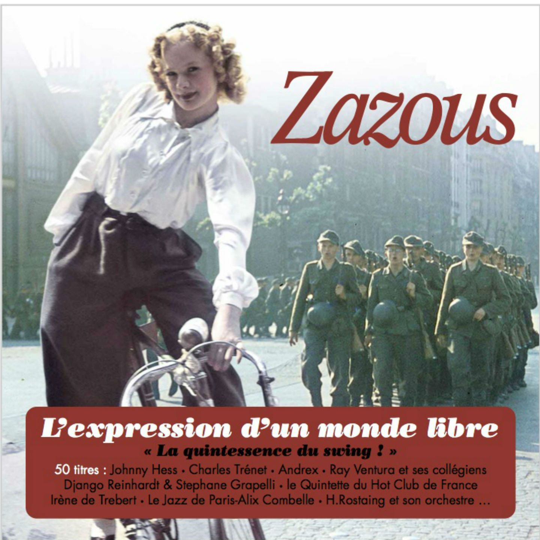 ZAZOUS - LA BANDE SON DU LIVRE DE GERARD DE CORTANZE