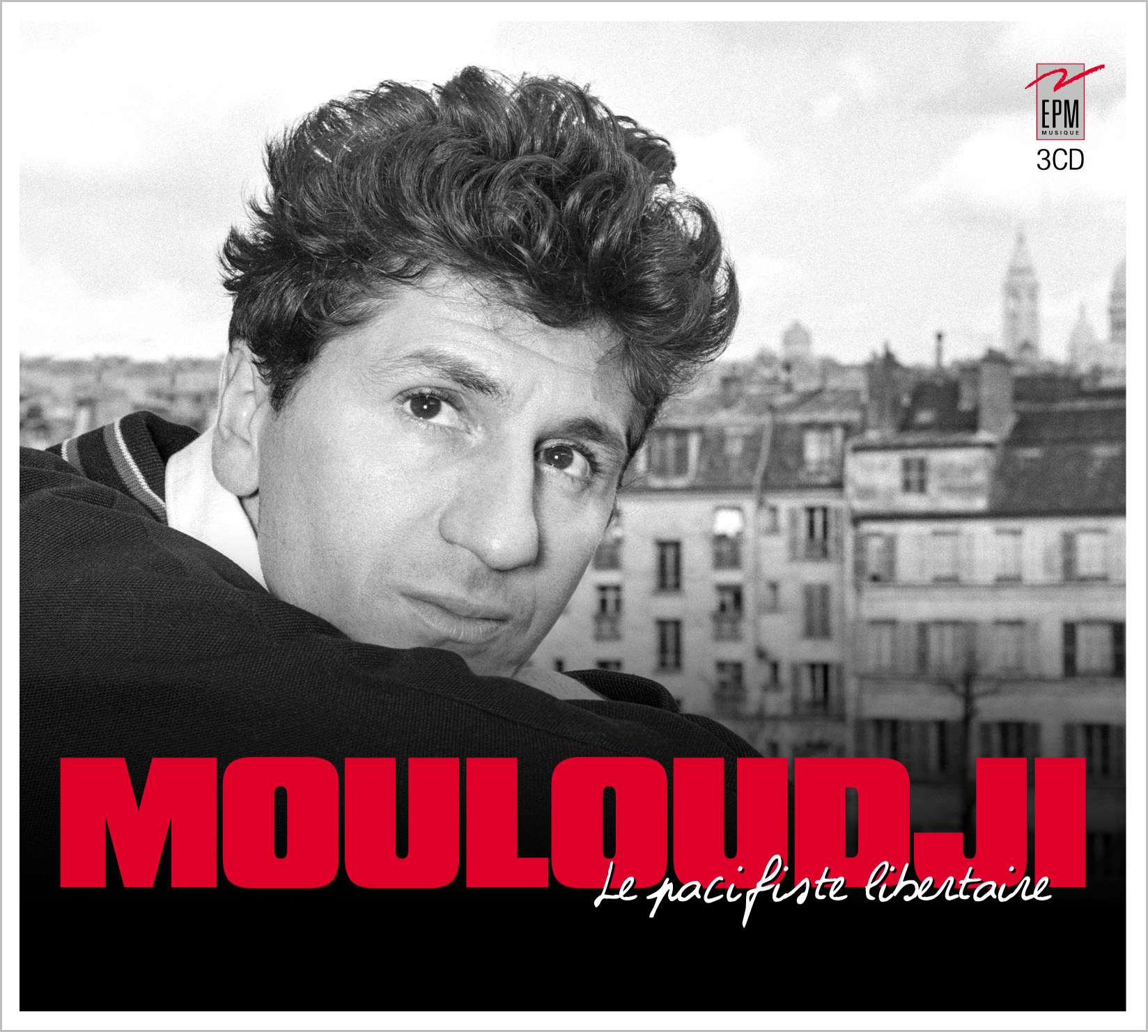MOULOUDJI - LE PACIFISTE LIBERTAIRE