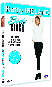 KATHY IRELAND - BODY REACH - DVD