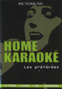 HOME KARAOKE VOLUME 34 - DVD  LES PREFEREES