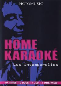 HOME KARAOKE VOLUME 40 - DVD  LES INTEMPORELLES