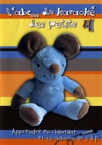 ABC DU KARAOKE - DVD VOLUME 04  KARAOKE DES PETITS