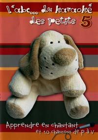 ABC DU KARAOKE - DVD VOLUME 05  KARAOKE DES PETITS
